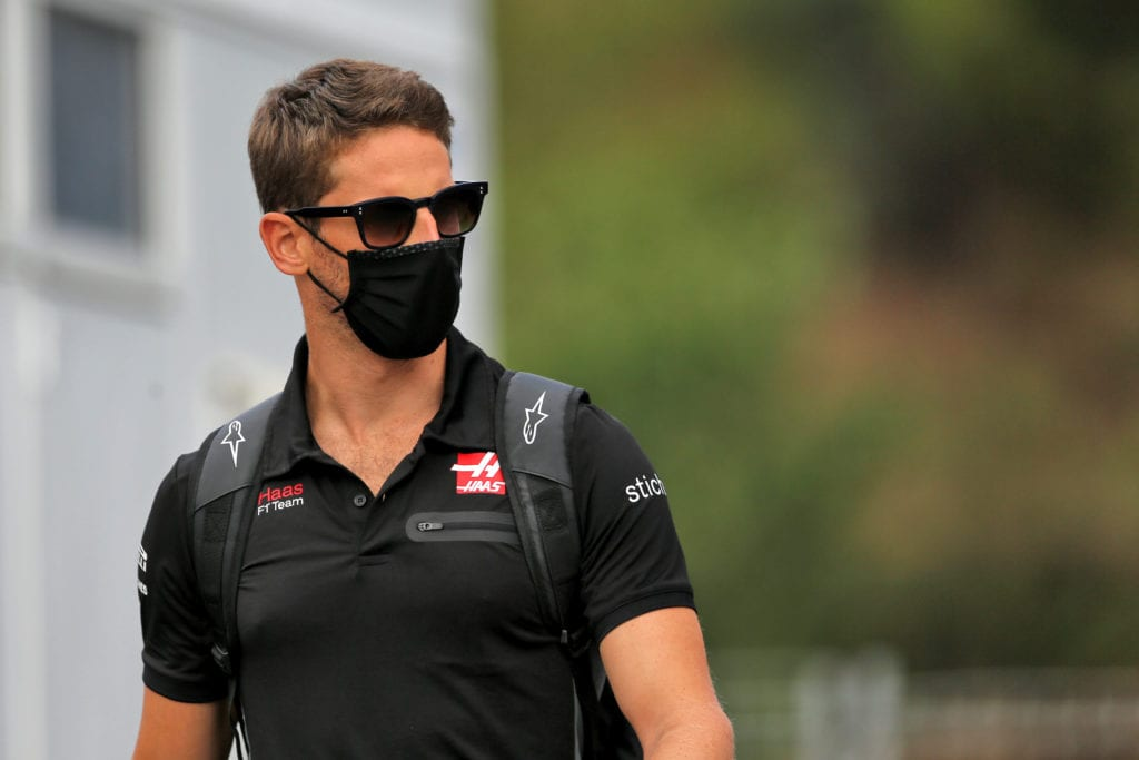 Romain Grosjean Confirms He S Leaving Haas At The End Of 2020 Wtf1