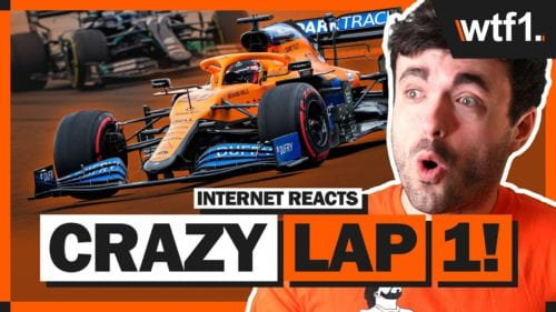 The Internet's Best Reactions To The 2020 Portuguese Grand Prix
