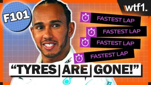 How Lewis Hamilton can go from 'tyres gone' to fastest laps