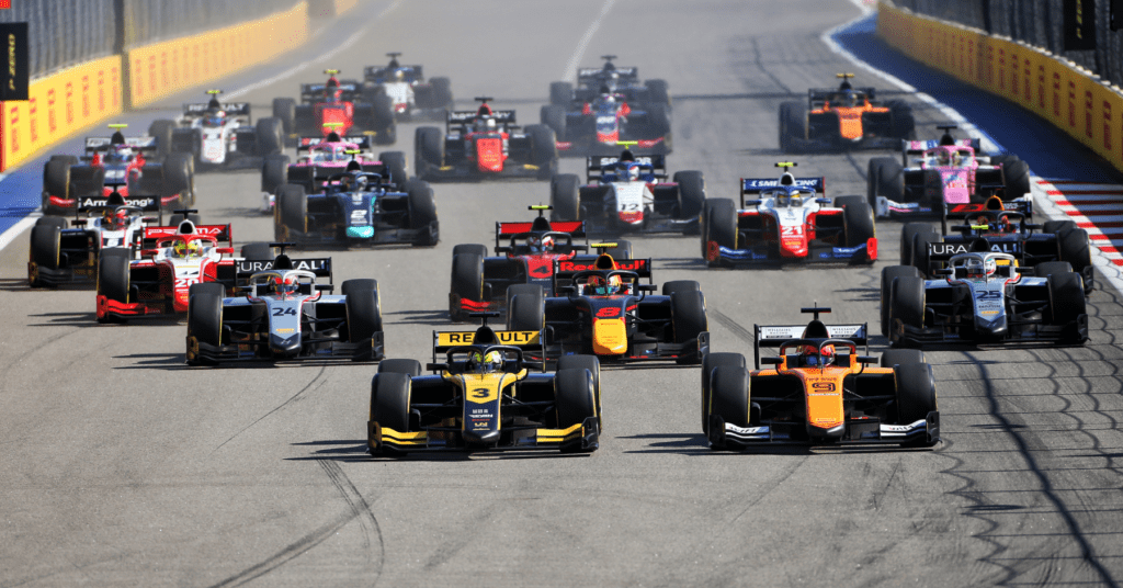 The F2 And F3 Formats Are Changing For 2021 © XPB Images
