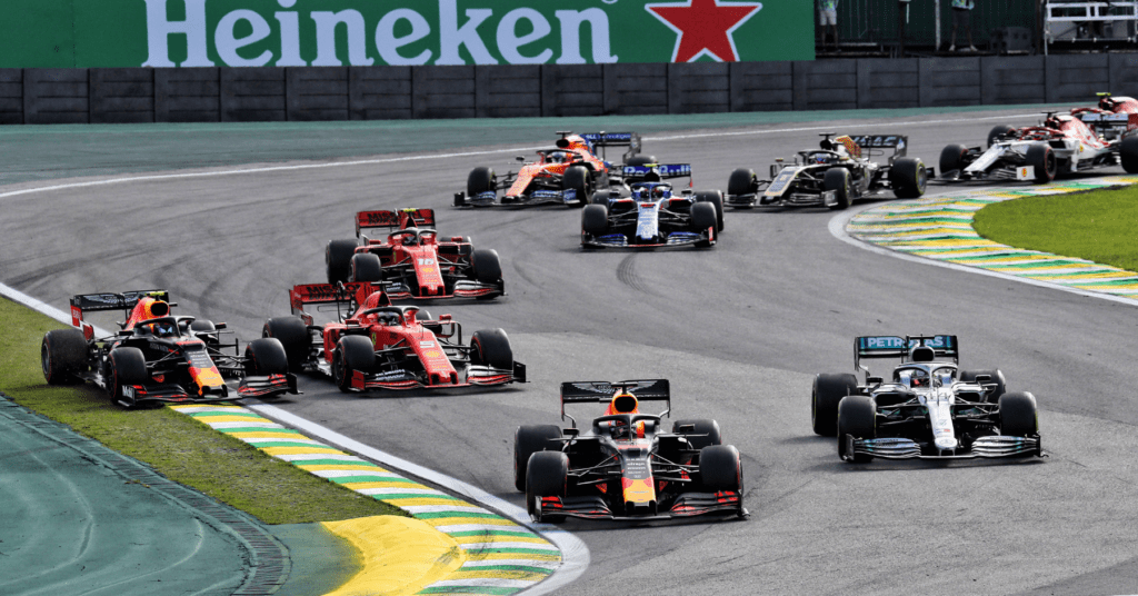F1 Will Remain At Interlagos As F1 Reveal 2021 Provisional Calendar © XPB Images
