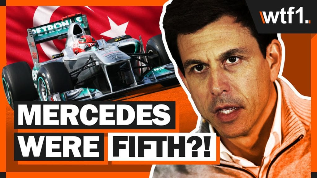 THIS Is How Long It's Been Since F1 Raced At Turkey