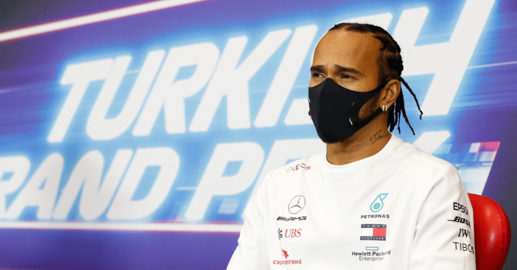 Lewis Hamilton Calls Track Conditions 'Shit With A Capital S' © XPB Images