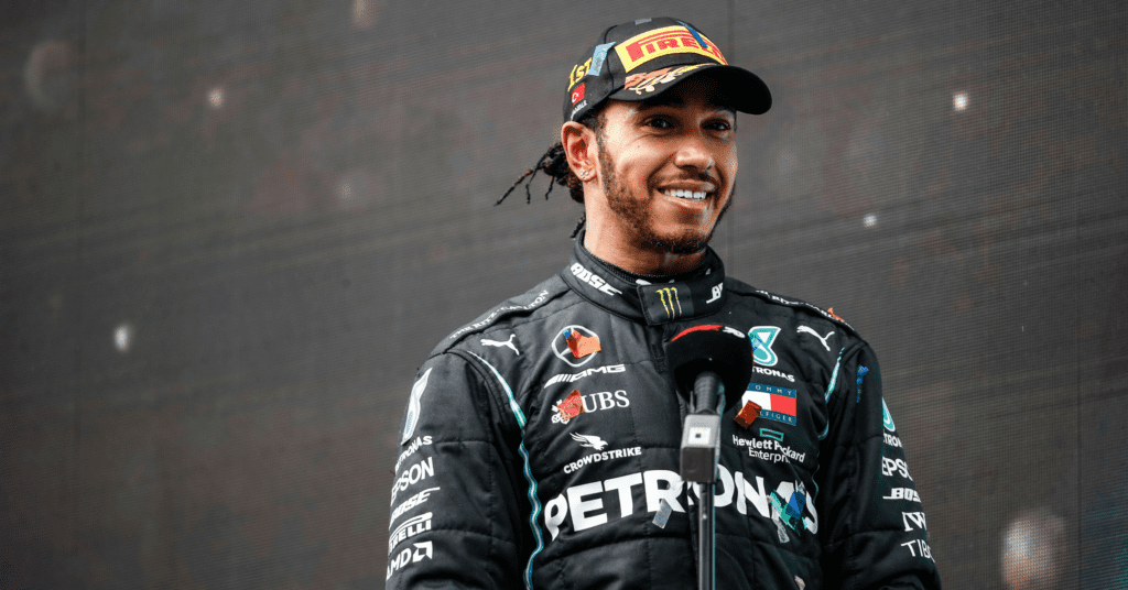 The 39 F1 Records Lewis Hamilton Has Now Broken Or Equalled © XPB Images