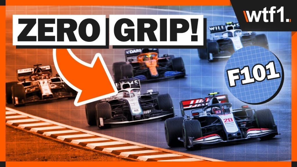Why did Turkey provide NO grip for the drivers?