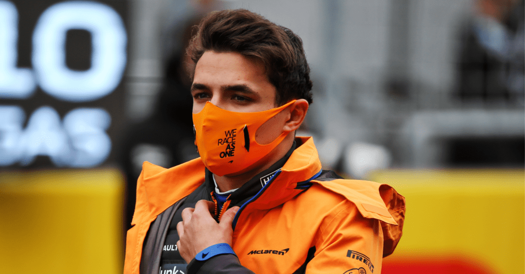 Lando Norris Opens Up About His Mental Health © XPB Images