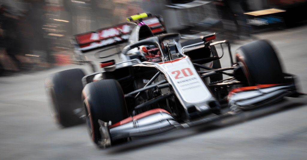 Kevin Magnussen at the Turkish Grand Prix © XPB Images