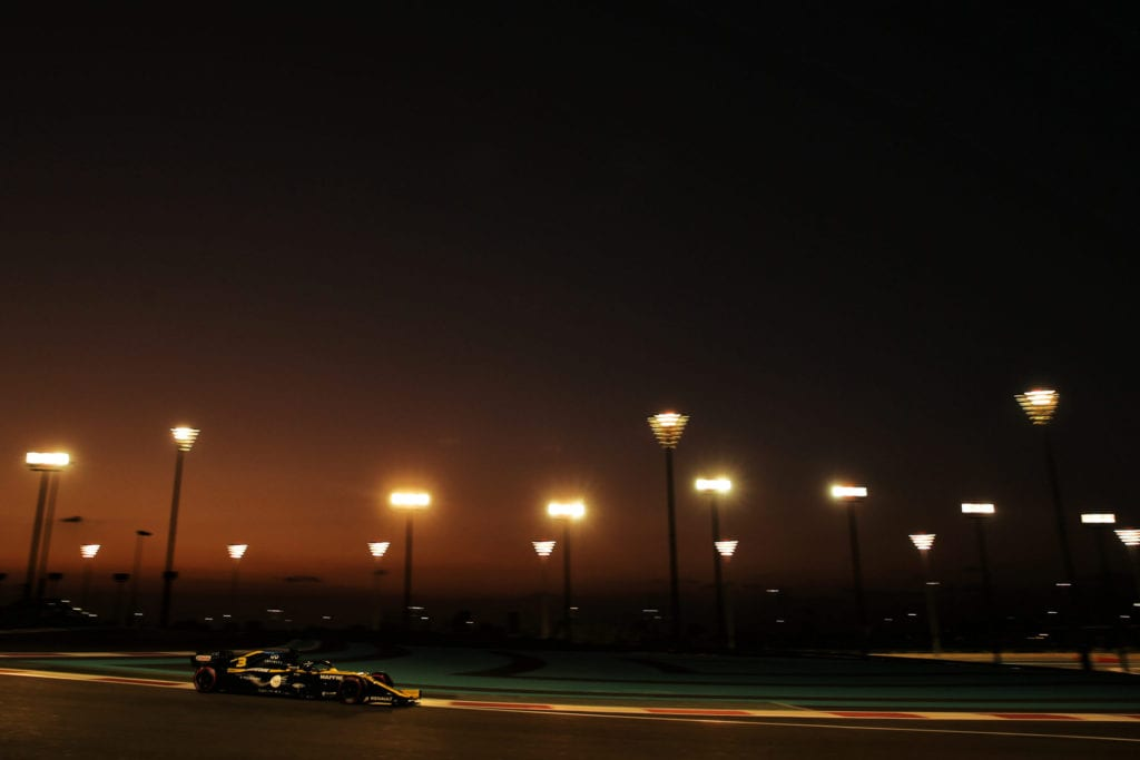 Daniel Ricciardo was back on track after issues in FP1 © XPB Images
