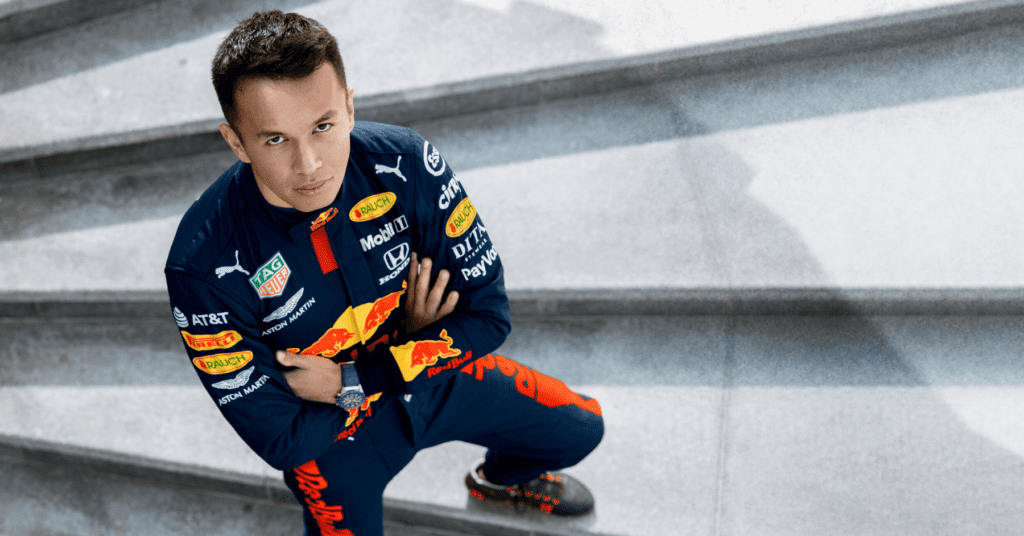 Alexander Albon Will Race In DTM This Year