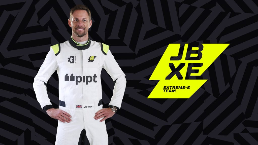 Jenson Button Becomes Third F1 World Champion To Join Extreme E