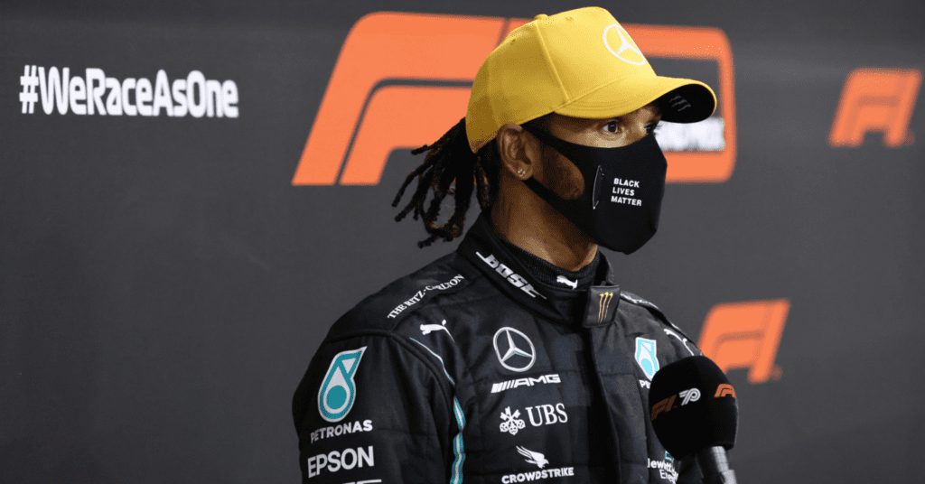 Hamilton Finally Signs A New Contract With Mercedes