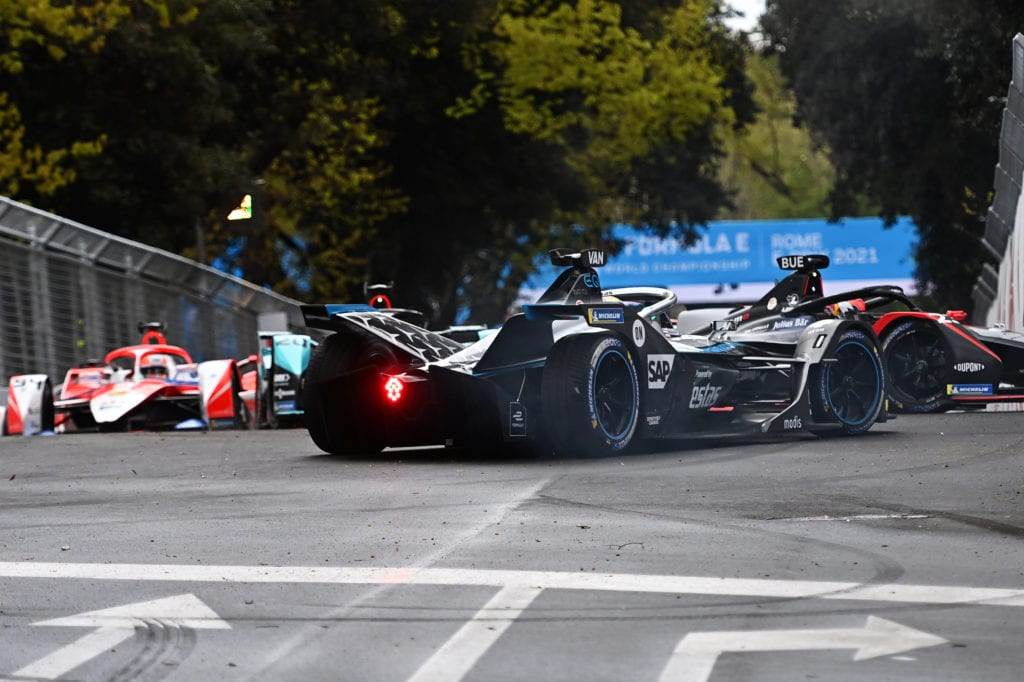 The Formula E Race At Rome Was Utter Chaos From The Start