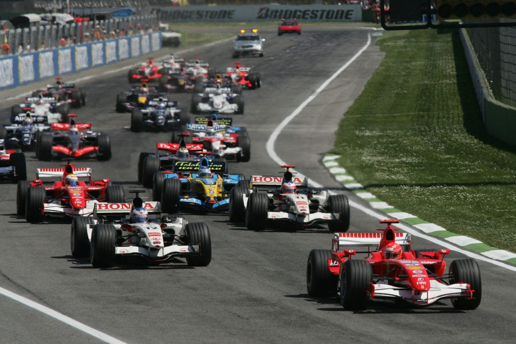 Why Is The Race At Imola No Longer Called The San Marino Grand Prix?
