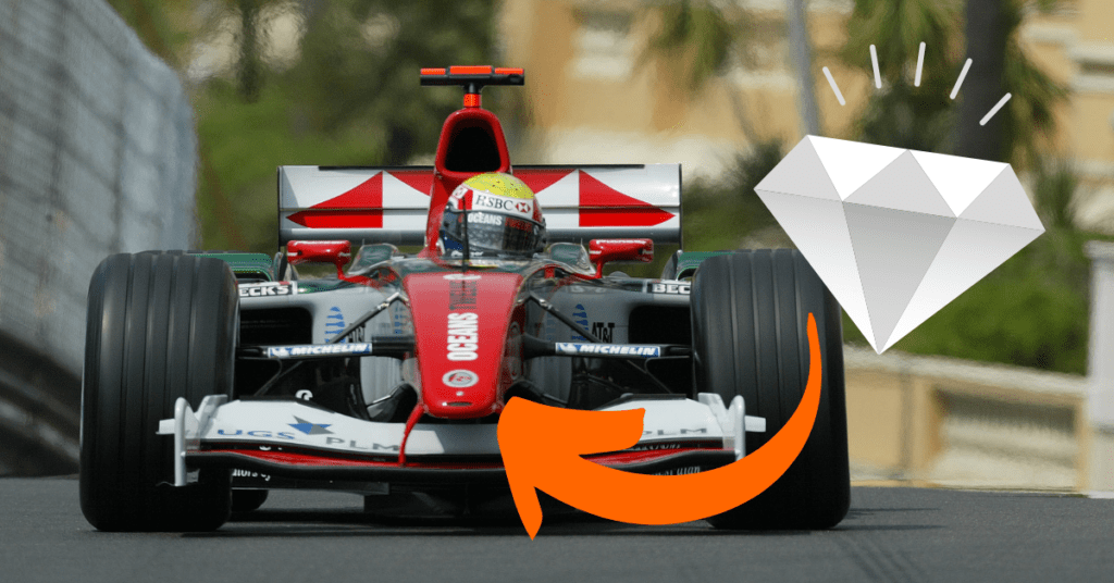 10 Memorable One-Off F1 Liveries