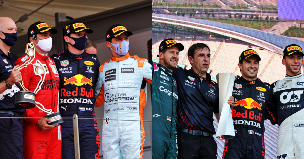 These Are All The Races Where Mercedes Didn't Make It To The Podium