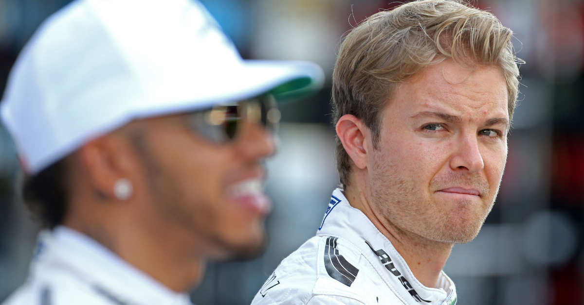 Rosberg Thinks That Hamilton Asked Mercedes For Valtteri's 'Fresh Chassis'