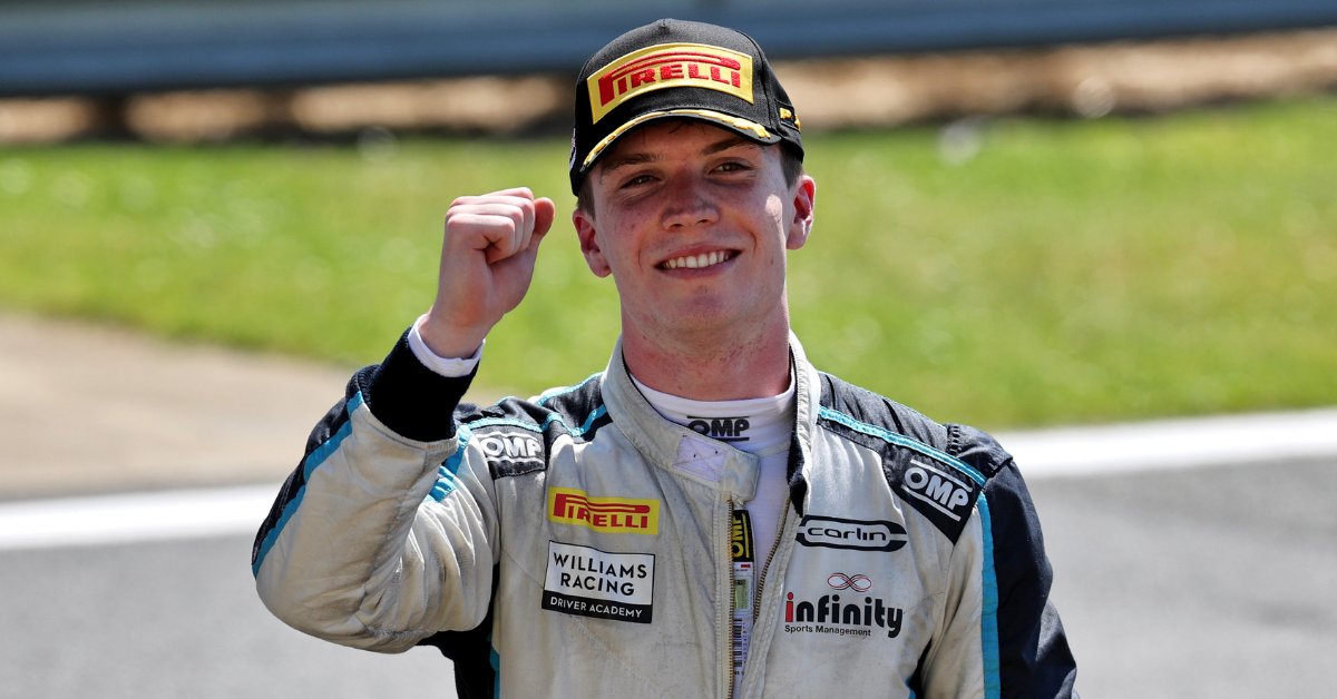 Williams Have Parted Ways With Development Driver Dan Ticktum With Immediate Effect